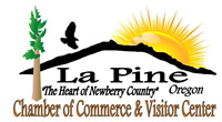 Member of the La Pine Chamber of Commerce